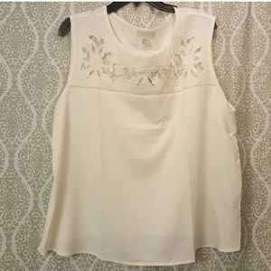 NWT Forever21 Plus Dressy Tank